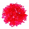 Sklenené kamienky červené 1kg Flipper