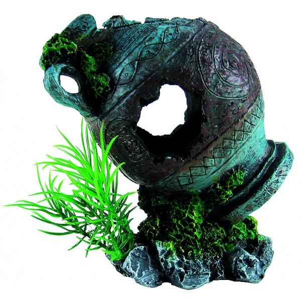 Dekorácia do akvária - amfora 11-14cm