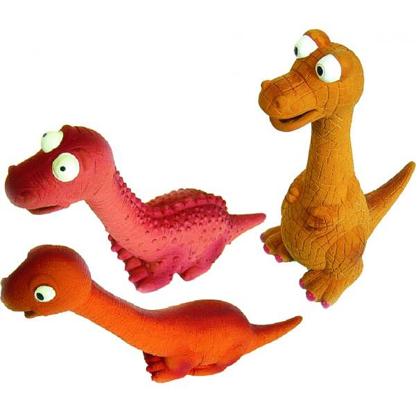 Dinosaurus latexový TOYS&FUN 19,5-30,5cm