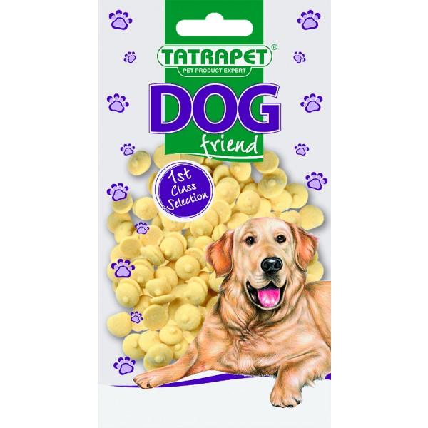 Dropsy mliečne DOG friend 75g