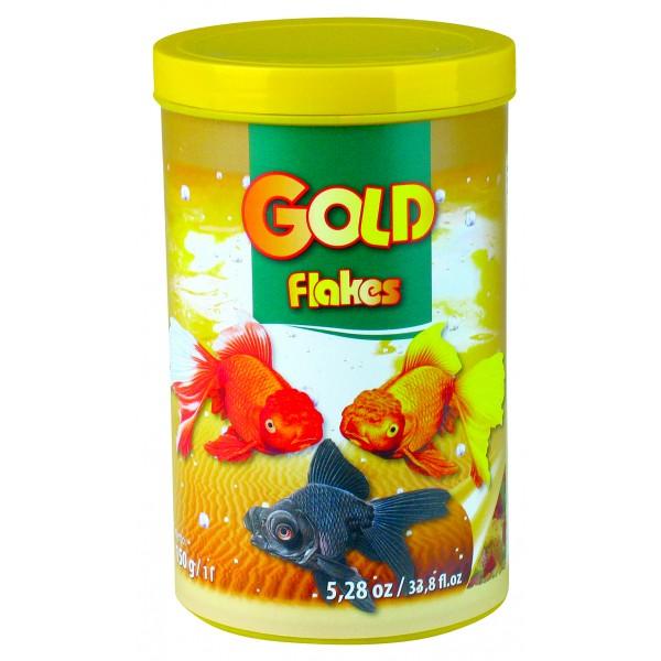 GOLD vločky  150g/1L
