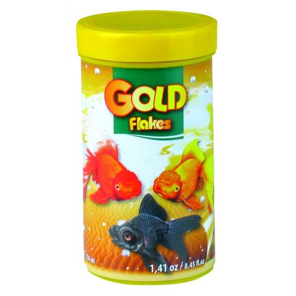GOLD vločky  40g/250ml