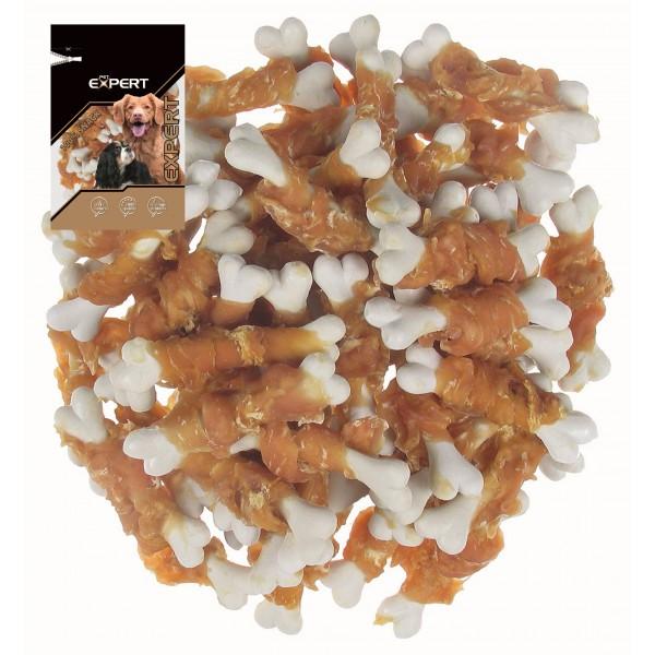 Kalciové kosti s kuracím mäsom PET EXPERT 80g