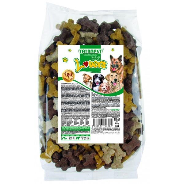 Keksy Baby puppy+vanilka DOG LOVERS 400g