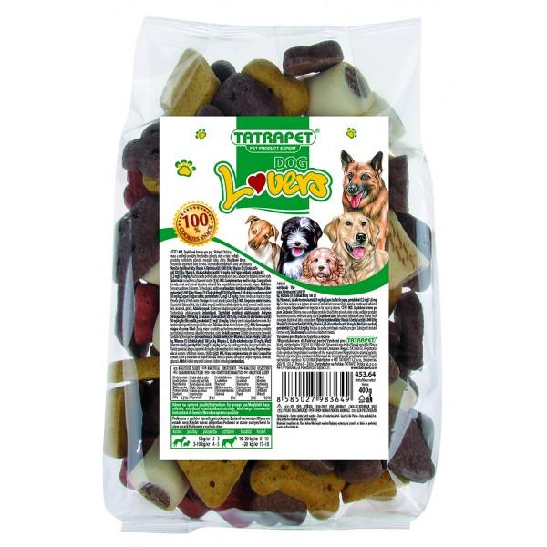 Keksy mix DOG LOVERS 400g