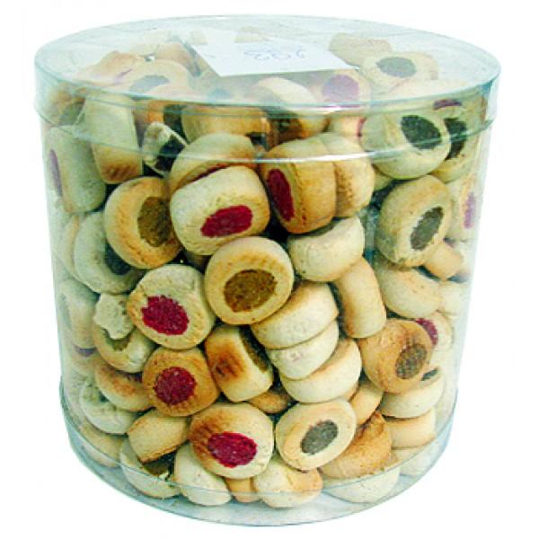 Keksy Snacky mix DOG LOVERS 1kg