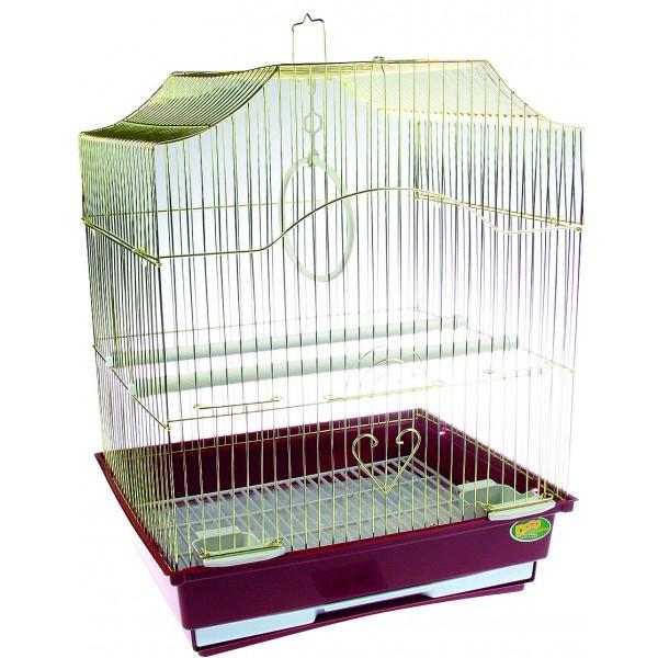Klietka pre vtáky 34,5x28x43cm DODO collection