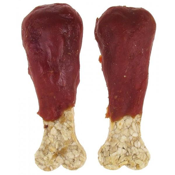 Kosti munchy s kačacím mäsom 11cm/ 20ks v balení