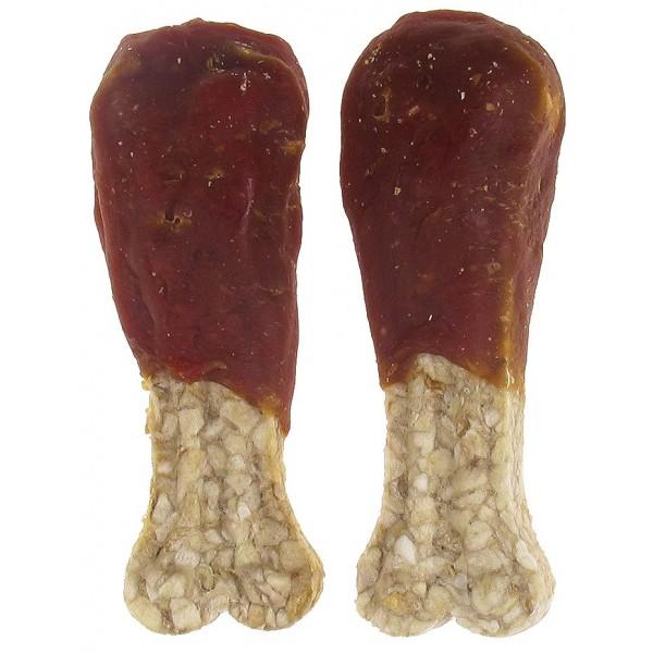 Kosti munchy s kačacím mäsom 8,5cm/ 20ks v balení