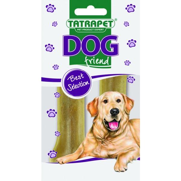 Kosti natural DOG friend 10cm/ 2ks v balení