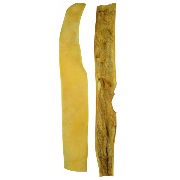Koža hovädzia tmavá 25-40cm/30-100g