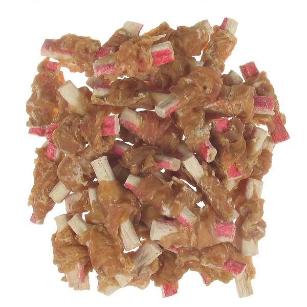 Krabie tyčinky s kuracím mäsom 500g