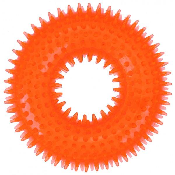 Kruh dentálny z tvrdej gumy DENTAL GUM 12cm