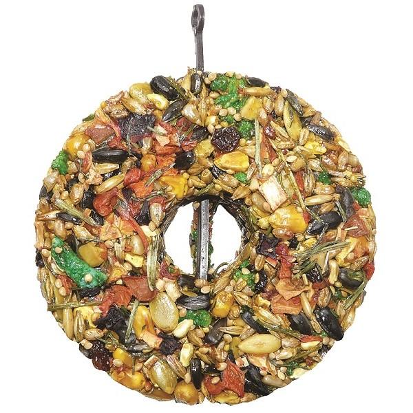Maškrta pre hlodavce s extra dávkou zeleniny 10cm, 140g , ZOO CARE