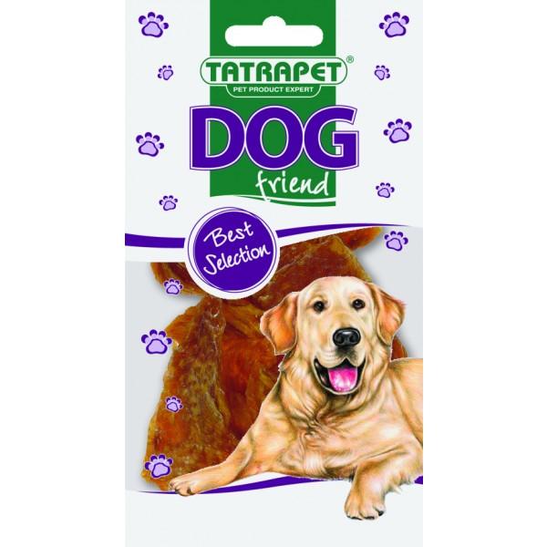 Mäso - kuracie kúsky DOG friend 50g