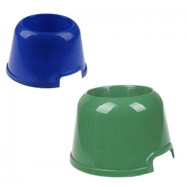Miska plastová Kokr. 0,55L/10,5cm
