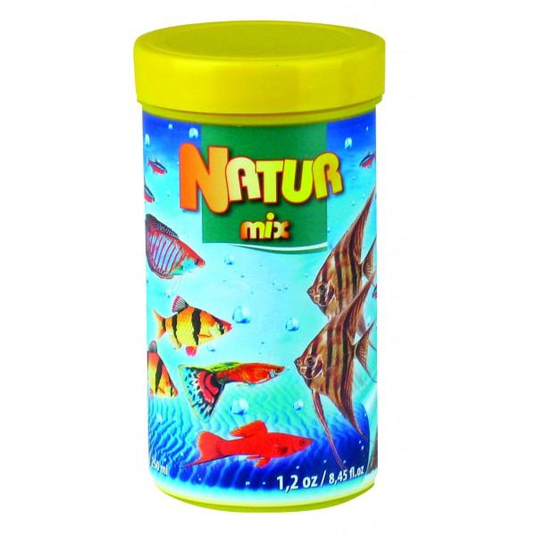 Natur  mix 34g/250ml