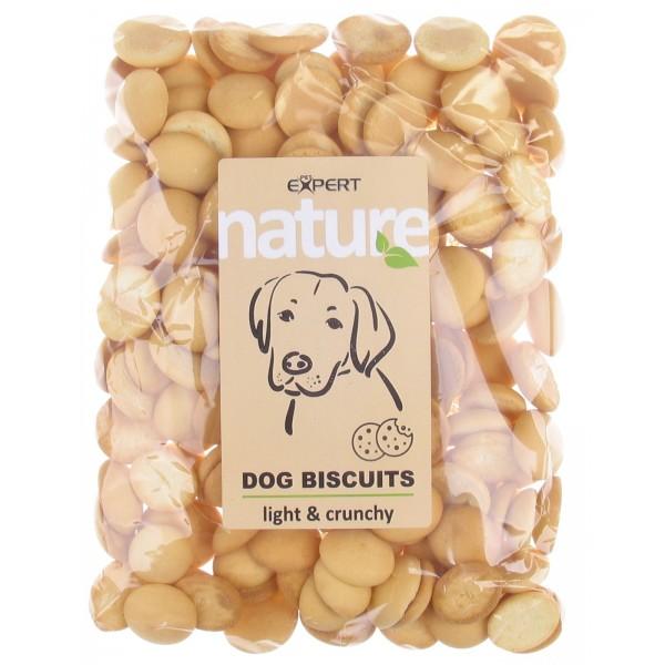 Piškóty pre psa DOG BISCUITS 250g, nature PET EXPERT