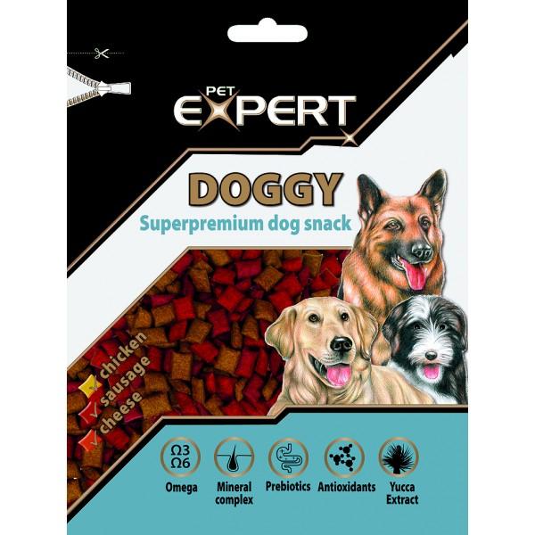 Plnené vankúšiky mix PET EXPERT 250g