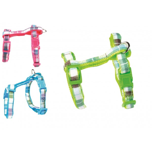 Postroj nylon 1,0x25-40cm PET EXPERT