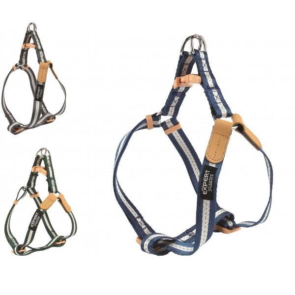 Postroj nylon reflexný 1,5x30-50cm PET EXPERT