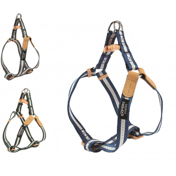 Postroj nylon reflexný 2,5x50-75cm PET EXPERT