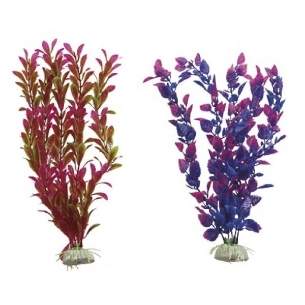 Rastlina do akvária 28-35cm Flipper