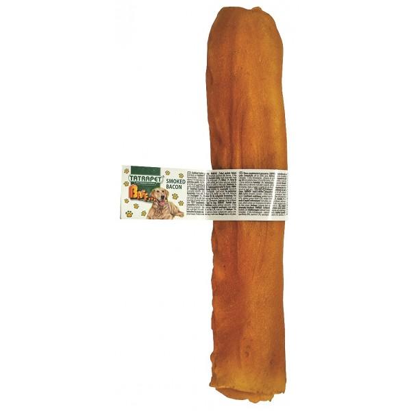 Rolka žuvacia údená slaninová 12,5-15cm/40g  BAFF
