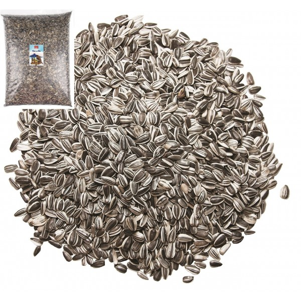 Slnečnica páskovaná 5kg ZOO CARE