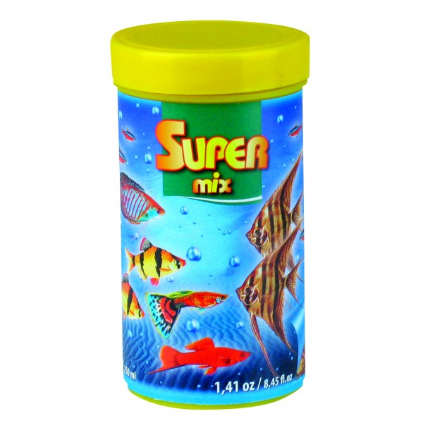 Super mix 40g/250ml
