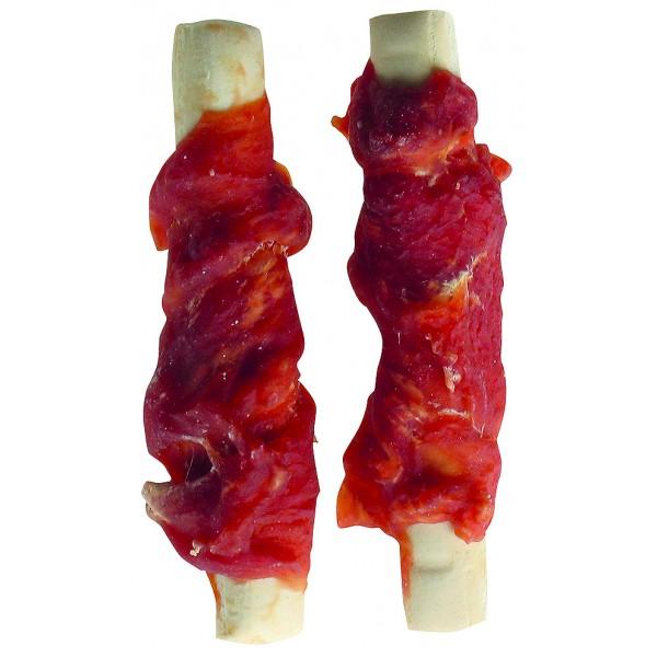 Tyčinka dentálna s kačacím mäsom 7,5cm/ 20ks v balení