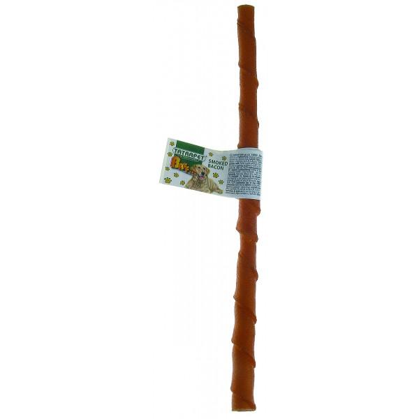 Tyčinka žuvacia údená slaninová 1,4x25cm/30g  BAFF
