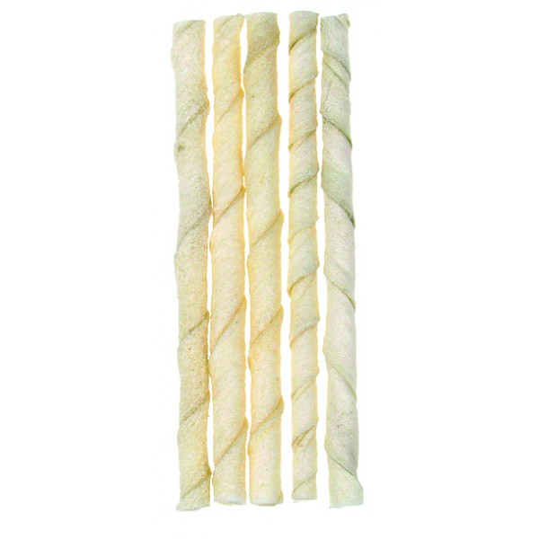 Tyčinky byvolie biele 7-8mm x12,5cm/ 100ks v balení