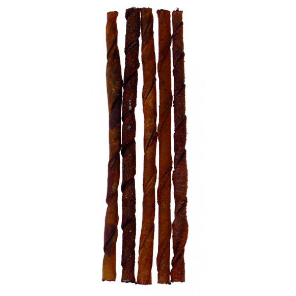 Tyčinky byvolie čokoládové 4-6mm x12,5cm/ 100ks v balení