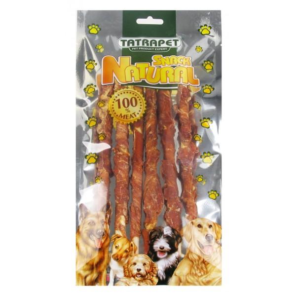 Tyčinky byvolie s kačacím mäsom 65g SNACK NATURAL/ 5ks v balení