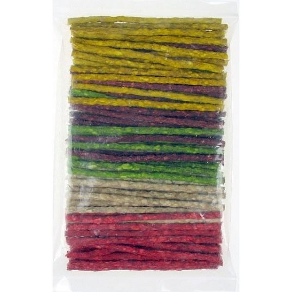 Tyčinky farebné 5-6mm/12,5cm/ 100ks v balení