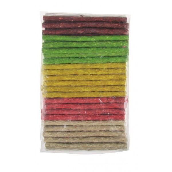 Tyčinky farebné 8-9mm/12,5cm/ 100ks v balení
