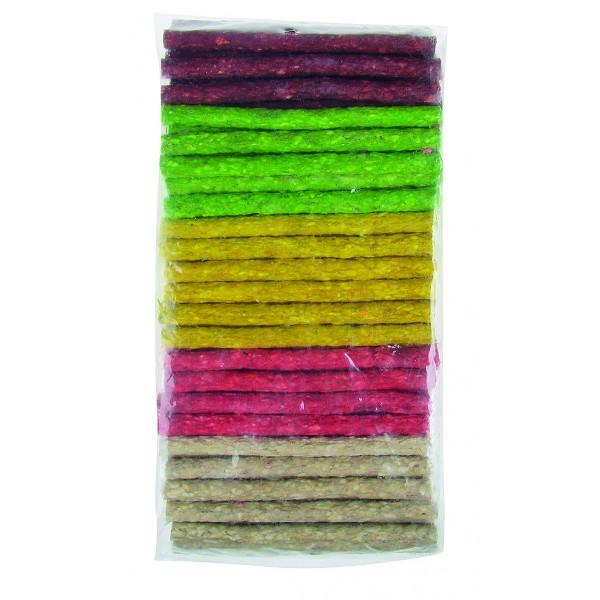 Tyčinky farebné 9-10mm/12,5cm/ 100ks v balení