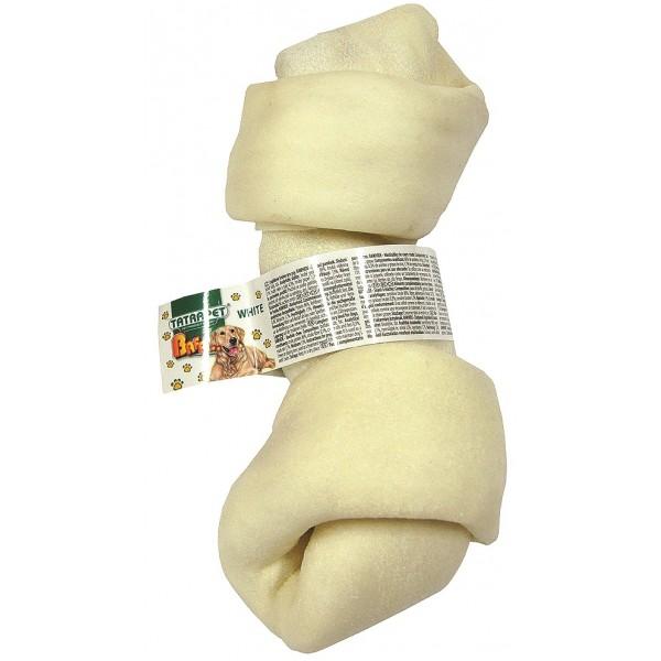 Uzol žuvací natural biely 15-17,5cm/100g  BAFF