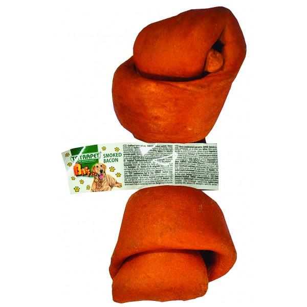 Uzol žuvací údený slaninový 15-17,5cm/100g  BAFF