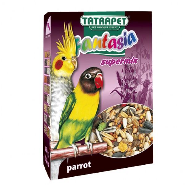 Zob pre papagáje 450g Fantasia