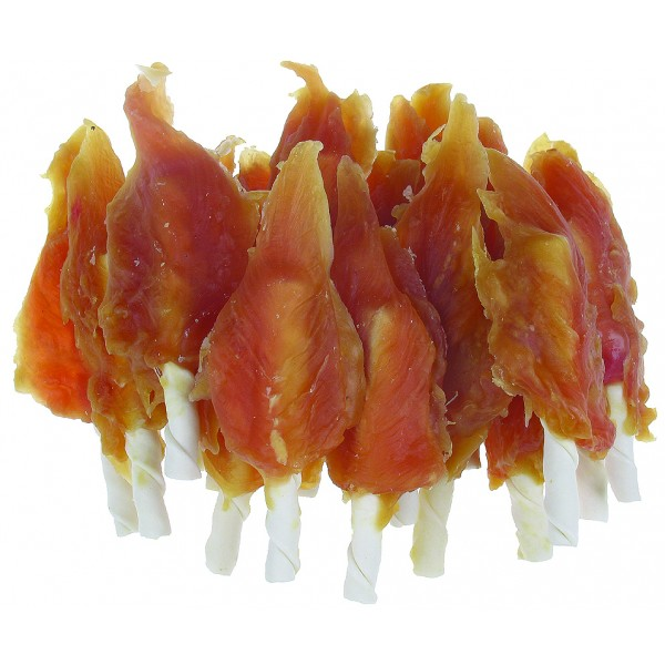 Žuvacie tyčinky s kuracím mäsom 500g