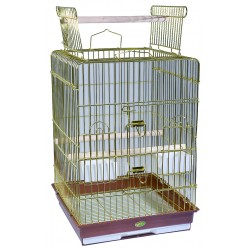 Klietka pre vtáky Roky 47x47x65cm DODO collection