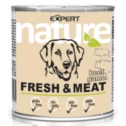 Konzerva pre dospelého psa,divina s hovädzinou,800g NATURE PET EXPERT
