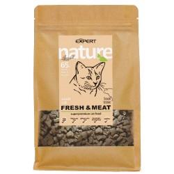 Krmivo pre mačky,Hovädzie Adult All breed600g,nature PET EXPERT