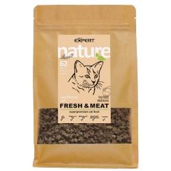 Krmivo pre mačky,Morčacie Adult Sterilized600g,nature PET EXPERT