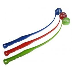 Tréningová pálka s tenisovou loptou TOYS&FUN 2,5x50cm