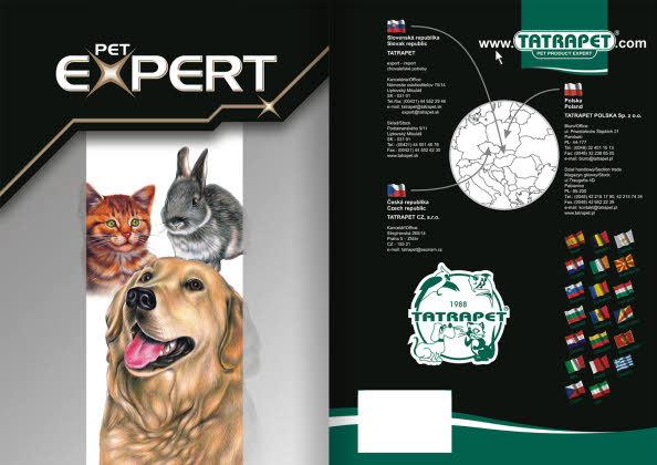 Katalóg PetExpert