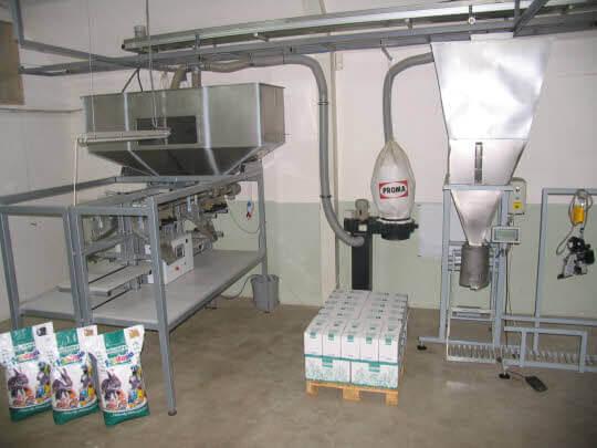 Tatrapet výroba krmív 2015